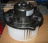 Honda Civic salono ventiliatorius pečiuko
