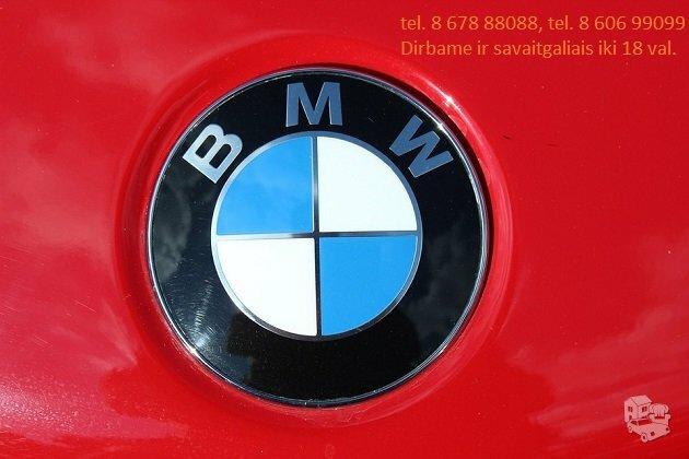 BMW Dalimis Naudotos BMW Dalys Naujos