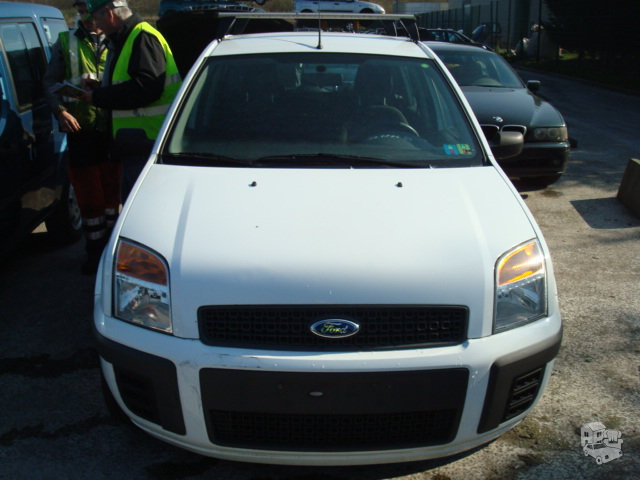Ford Fusion 2007 m dalys