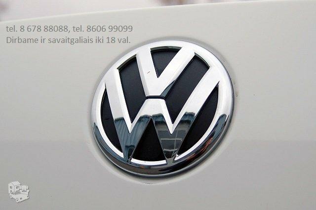Volkswagen Routan dalimis