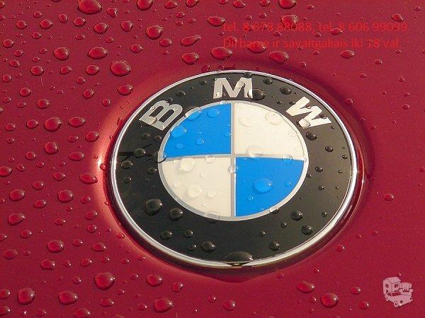 Bmw 3 GT F34 dalimis