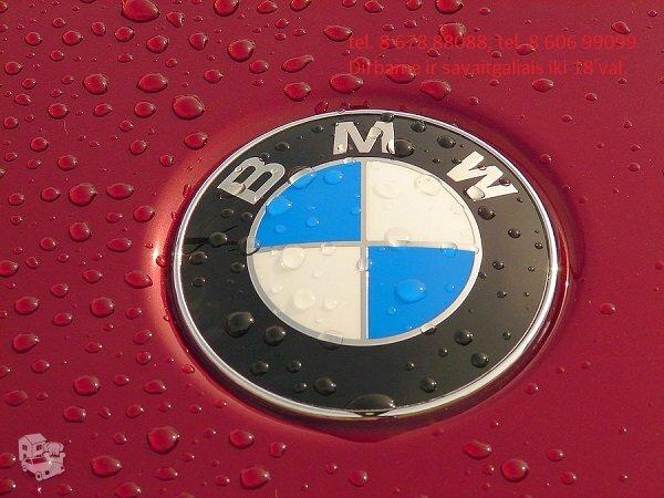Bmw 3 E92 dalimis