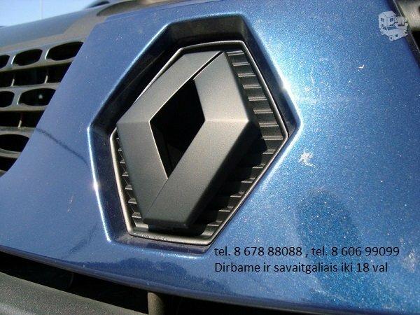 Renault Sandero dalimis