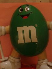 Plasmasinis žaislas M&M