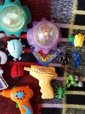 Įvairūs žaislai