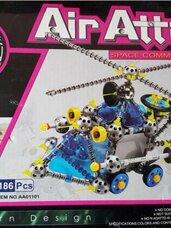 """Air Attack"" konstruktorius + Lego"