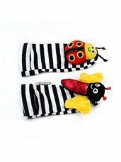 Lavinančios kojinytės kūdikiui, Lamaze