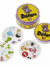 Stalo žaidimas Dobble, 55 kortelės