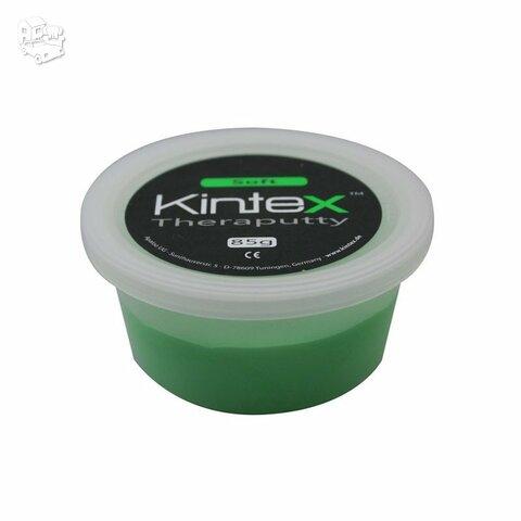 Ergoterapinė masė Kintex, žalia.
