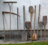 Senoviniai buities mediniai daiktai,rakandai