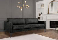Minkšta sofa Nr162 juoda