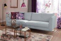 Minkšta sofa Nr146 šviesiai pilka