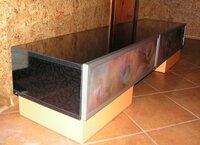 Dėžė, staliukas, TV spintelė