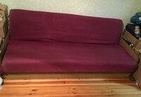 Miegamą sofą-lovą