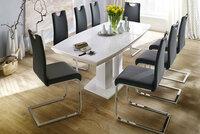 Valgomojo ištiesiamas stalas Genua