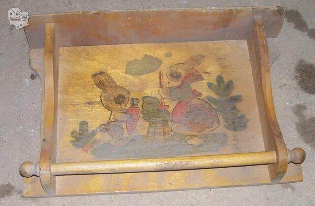 Sena medinė kabykla