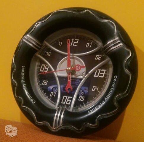 Rato formos laikrodis