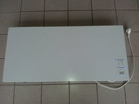 Electrolux elektrinis radiatorius