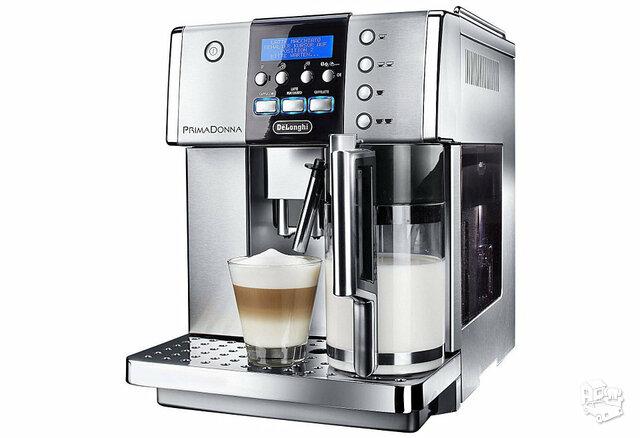 Kavos aparatas naujas, kokybiškas PHILIPS SAECO