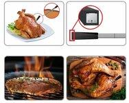 BBQ termometras