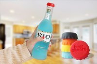 Silikoniniai kamšteliai buteliams