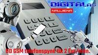 DD GSM telefonspynė su įrengimu ir 5m aptarnavimu