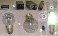 Specialios paskirties lemputės