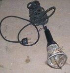 Speciali nešiojama lempa, auto dirbtuvėm ir kt.