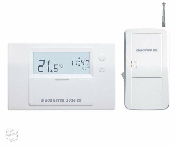 Belaidis termostatas Euroster 2026TXRX
