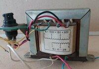 Elfa transformatorius su saugikliu TC 11 76 ГOCT 14233-74 ,