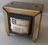 Naujas Elfa 5 kontaktų transformatorius  БЛТИ 671111.501, auk