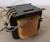 Transformatorius OCM ТБC3-0,16У3, P 160VA, f 50-60 Hz , aukštis