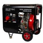 Dyzelinis generatorius 6.0kW Suptec