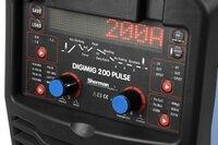 Sinerginis suvirinimo aparatas Sherman DIGIMIG 200 Pulse