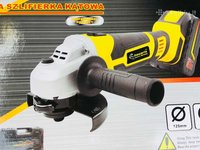 Akumuliatoriniai Kampiniai šlifuokliai Bavaria 18V- Super kaina
