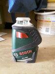 Bosch lazeris