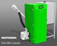 Kostrzewa New Twin Bio Luxury 12 16 24 32 kw
