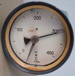 Elektrinio termometro skalė