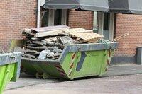 Statybinių atliekų išvežimas, Griovimas Vilnius