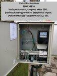 Atestuotas elektrikas Kaišiadoriai 8606 39810