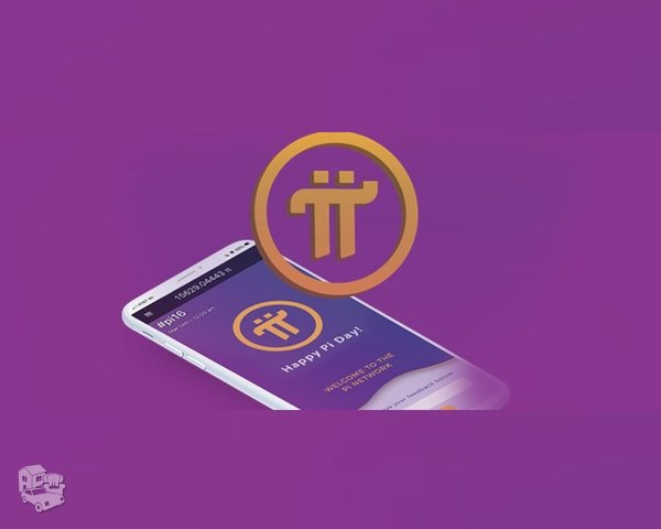 Pi Network - darbas telefonu su krypto valiuta