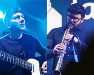 Saksofono ir gitaros duetas