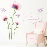 Sienos lipdukas Rose Flowers