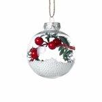 Kalėdinė eglutės dekoracija - žaisliukas