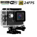 WIFI 4K ULTRA WIDE FULL HD Hero Pro  BLACK
