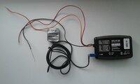 GPS sekimo sistema automobiliams Gate-fm 200