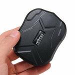 Naujas GPS seklys su 90 parų laikymo baterija