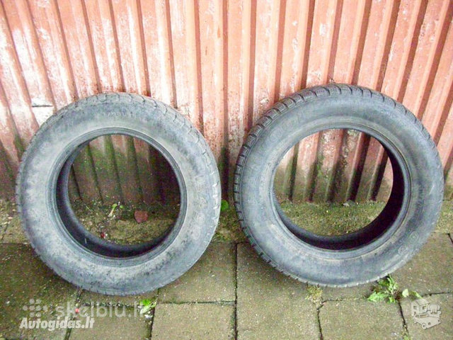 2x HANKOOK W400 Winter Radial
