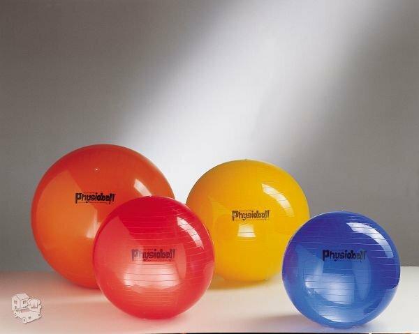 """Kamuolys kineziterapijai """"Physioball Standart"""" Ø85cm."""