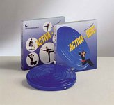 "Pusiausvyros pagalvėlė ""Activa Disc Standart"" 40cm."